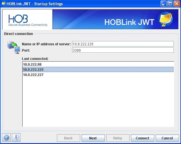 Pulse Secure Article: KB22797 - Hob RDP configuration to