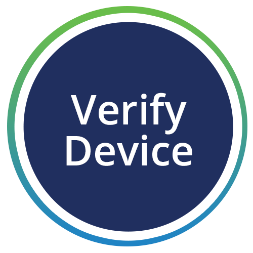 ZeroTrust Steps Verifydevice